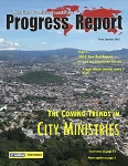 1st Quarter 2015 - The coming trends in city ministries